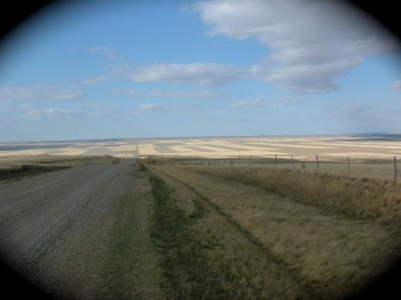 Sask Road.